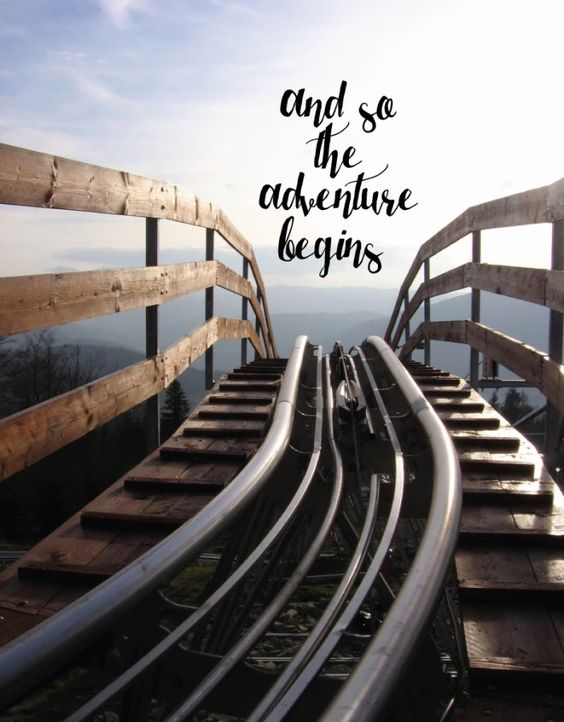 And so the adventure begins #quotes