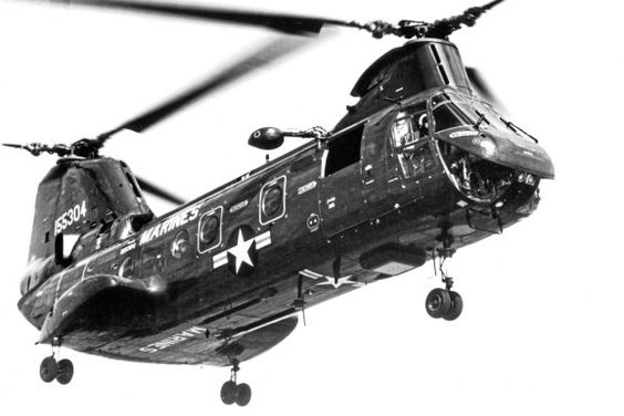 Boeing Vertol CH-46 Sea Knight | Klassiker der Luftfahrt