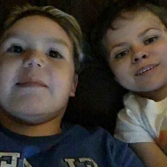 Faceswap with Ethan is my favorite thing to do at night.  #faceswap