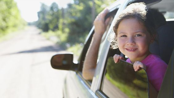 How to entertain kids on the road