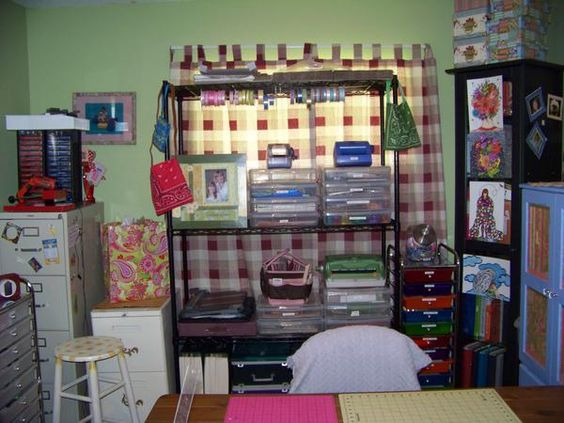 Scraproom My Play Space Craft Rooms Pinterest Play Spaces