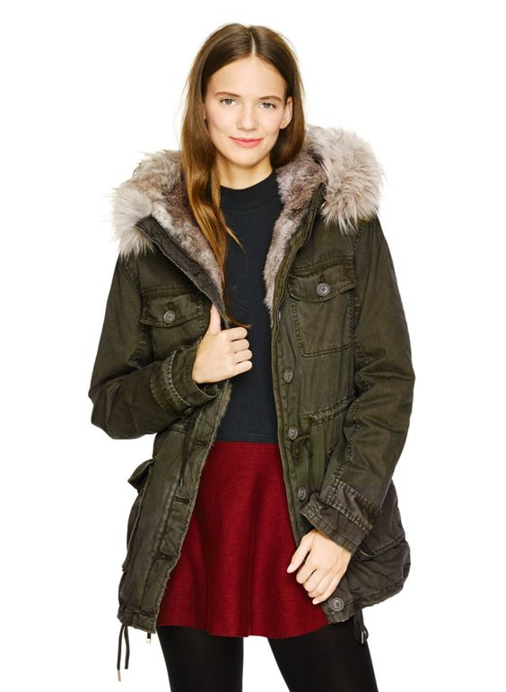 Canada Goose langford parka outlet cheap - Trancas jacket   Army Jackets, Faux Fur and Army