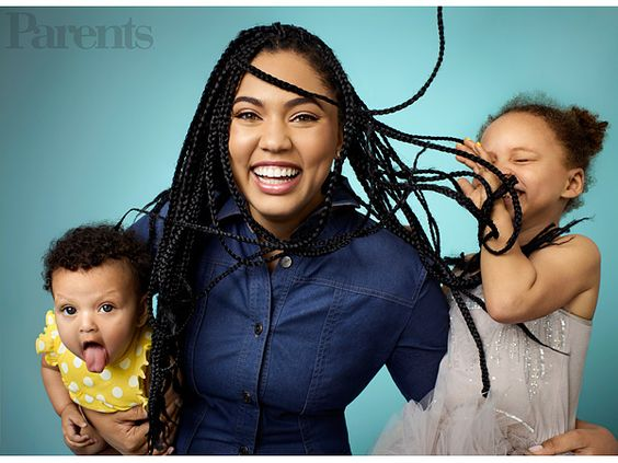 Stephen and Ayesha Curry on Parenting Daughters Riley and Ryan – Moms & Babies – Celebrity Babies and Kids - Moms & Babies - People.com