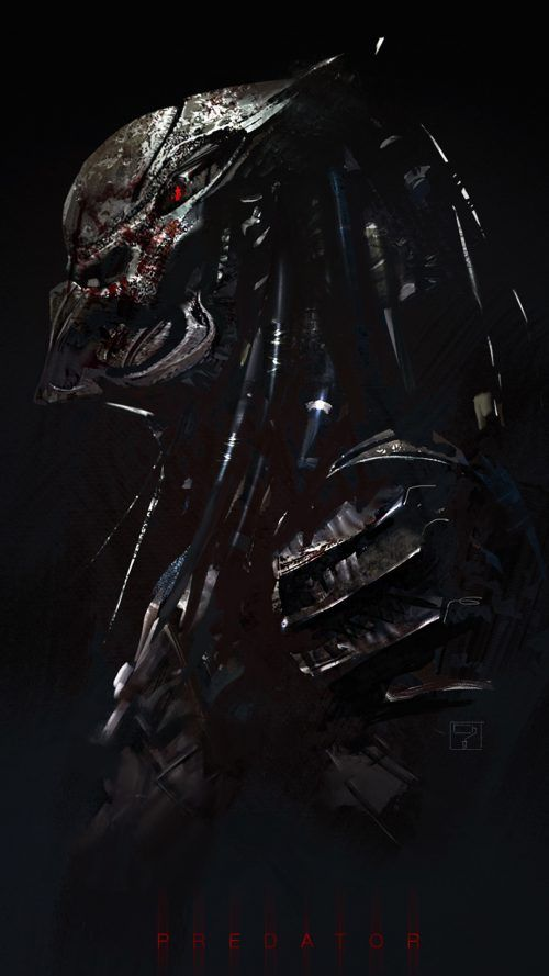 Badass Wallpapers For Android 24 0f 40 Black Predator Hd Wallpapers Wallpapers Download High Resolution Wallpapers Predator Movie Predator Artwork Predator Alien Art