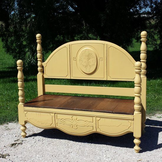 Custom Made Bench 8612 Madeira