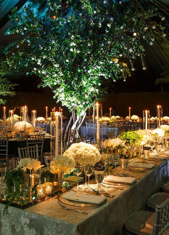 Lush Green Tented Wedding Mesas Colin O Donoghue And