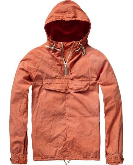 Mens Anorak Jacket