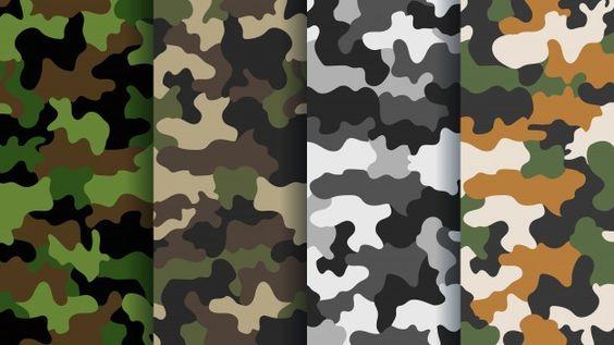 Textura De Camuflaje Militar De Patrones Premium Vector Freepik Vector Patron Abstracto Plantilla Form Camuflaje Militar Camuflaje Fondos De Colores