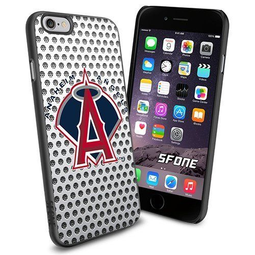 Los Angeles Angels MLB Whitenet Logo WADE6321 Baseball iPhone 6 4.7 inch Case Protection Black Rubber Cover Protector WADE CASE http://www.amazon.com/dp/B013Z4KL0G/ref=cm_sw_r_pi_dp_ctWBwb17KQG2Q