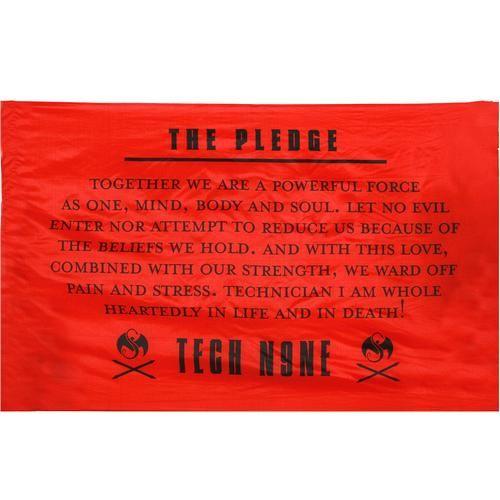 Tech N9ne - Pledge Flag 3' x 5'