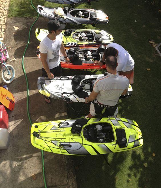 diverse modelle motor surfbrett design jetsurf