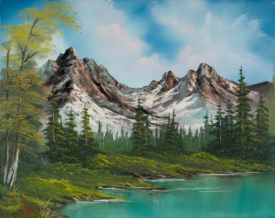bob ross paintings for sale | Shop more bob ross paintings for sale