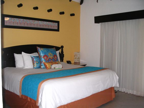 Mi Hotelito Room