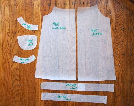 Esses vestidos são muito fáceis de fazer. E pra quem não sabe bordar, compre apliques adesivos.São baratos e fáceis de aplicar, basta passar...