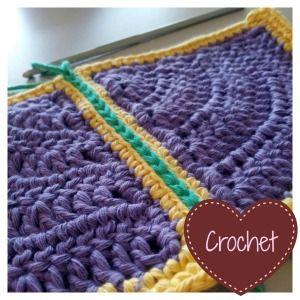 Crochet Zipper : crochet tutorial crochet crochet tutorials crochet stitches crochet ...