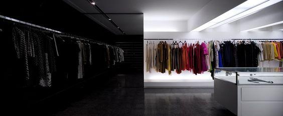 Loja /Store Alves Gonçaves - Chiado - Lisbon | Fernando Sanches Salvador + Margarida Grácio Nunes. Photos by Fernando Guerra, FG+SG Architectural Photography
