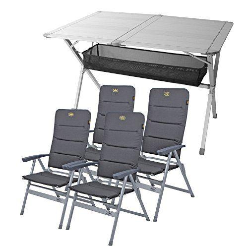 Amazon Campingmobel Campingstuhle Camping Mobel Set Tisch