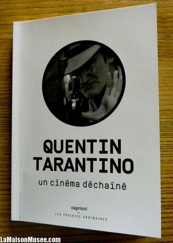"""La première de couverture rend hommage au premier """"vrai"""" western de Quentin Tarantino : Django Unchained.   http://lamaisonmusee.com/"""