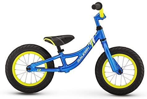 Amazon Com Raleigh Bikes Kids Lil Push Balance Bike One Size