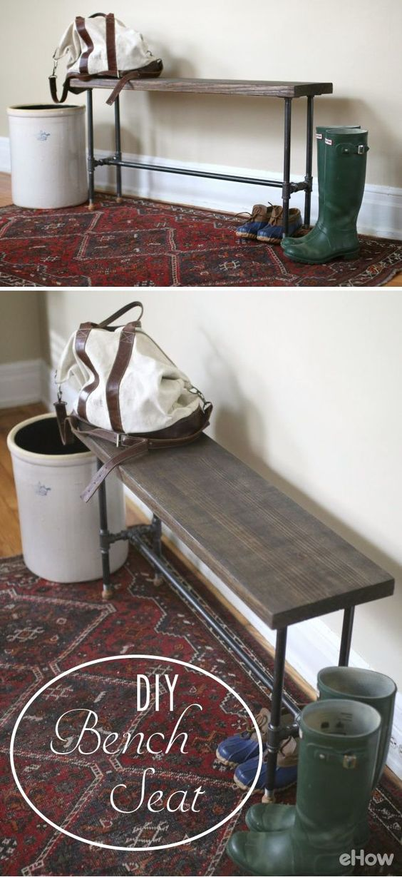 how to build a cool bench