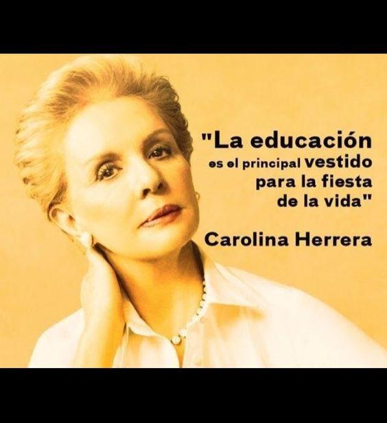 La educación ....