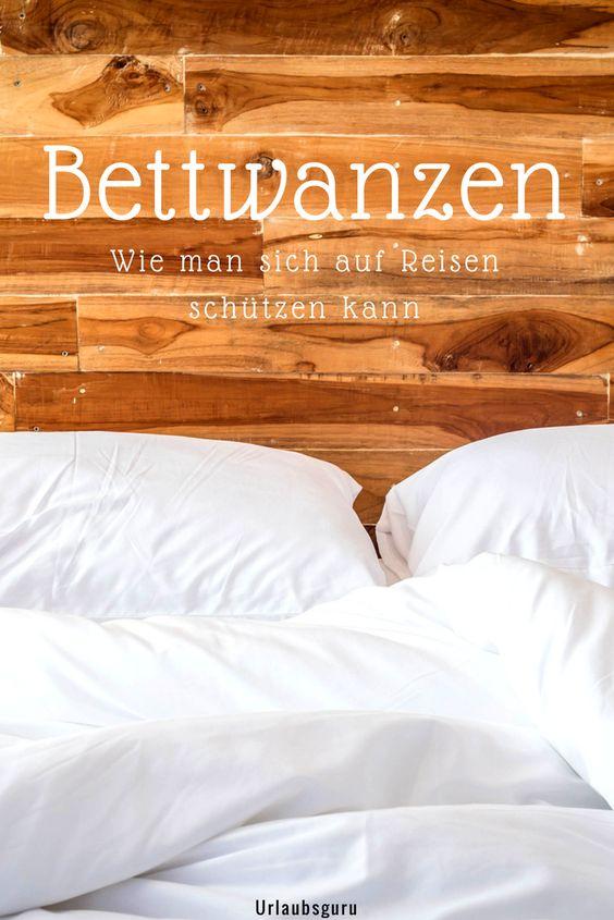 Bettwanzen Im Hotel Tipps Gegen Ungeziefer Im Bett Bettwanzen Bett Wanze