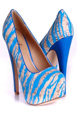 Pretty Heel Shoes