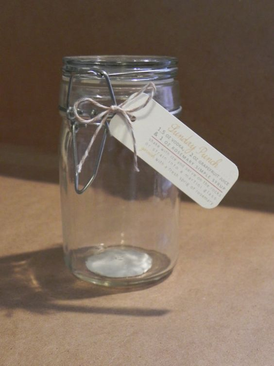 Wedding Favor / Hang Tag / Sweet Treat or by DarbyCardsNashville, $0.45