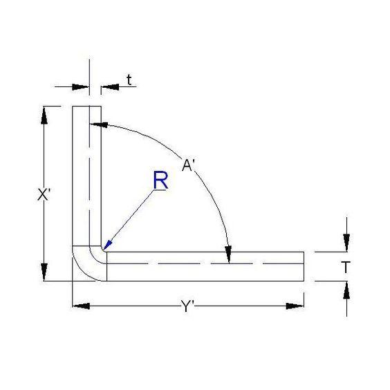 Sheet Metal Design Guide Calculate Bending Allowance Accurately Sheet Metal Sheet Metal Work Metal Bending