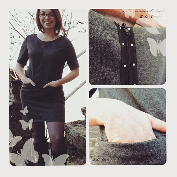 La robegrace est sur le blog ! baille un peu dans le dos;