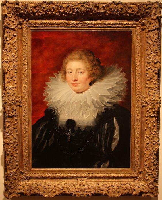 Mme. de Vicq, P. P. Rubens, 1625, Tel Aviv Museum of Art