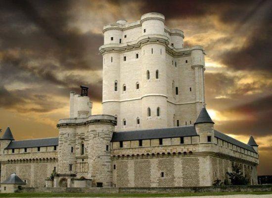 Chateau de Vincennes,  Loire Valley, France