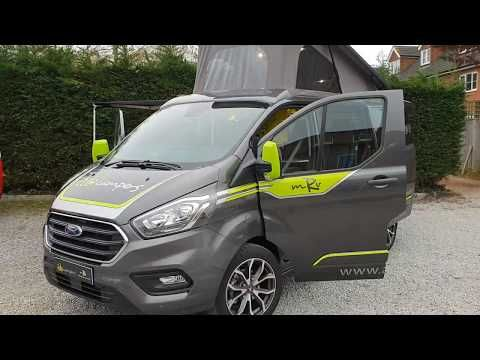 Auto Campers Mrv Ford Transit Custom Limited Camper Van
