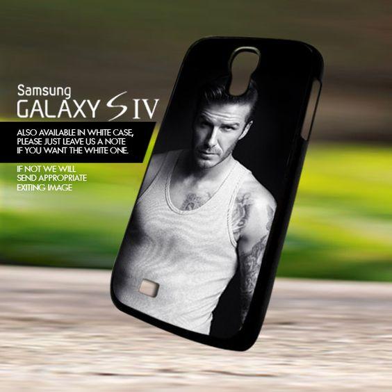 Beckham Photo - For Samsung Galaxy S4, : Design For Samsung Galaxy S4 ...