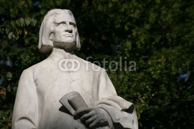 Liszt-Denkmal in Weimar