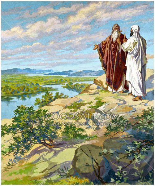 Abraham Y Lot Biblia Imagen Arte Biblico Abraham Y Lot