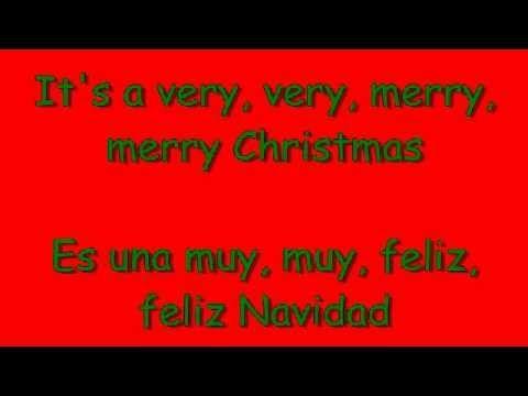 Glee Extraordinary Merry Christmas Lyrics Traduccion En Espanol Glee Espanol Feliz Navidad