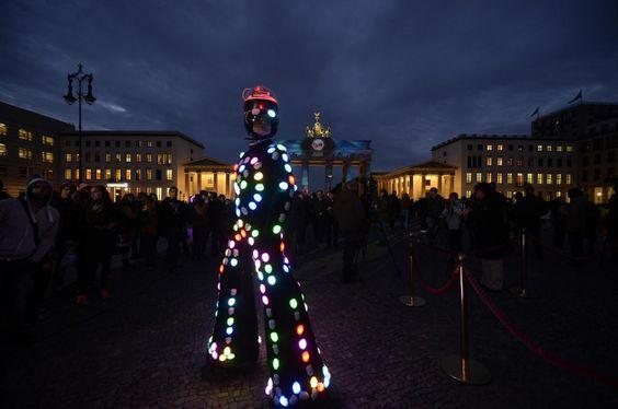 Berliner Morgenpost #festivaloflights #berlin #fol #2015