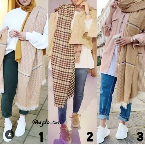 Casual hijab wear spring 2019 – Just Trendy Girls