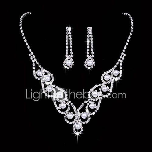 Diamante Diamante Cristal Collar Gargantilla Plata Niñas Boda Nupcial Accesorios