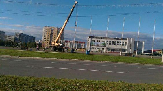 Сегодня в Усинске поднимут флаги всех 20-ти муниципалитетов Коми  http://usinsk.online/news/22368/