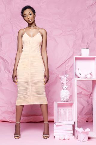 Heiress Maxi Dress