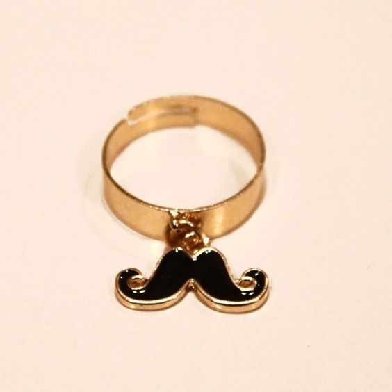 anel gold mini bigode