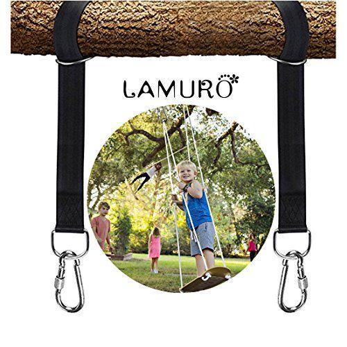 Kit Ancrage Fixation Pour Balancoire De Lamuro Sangles