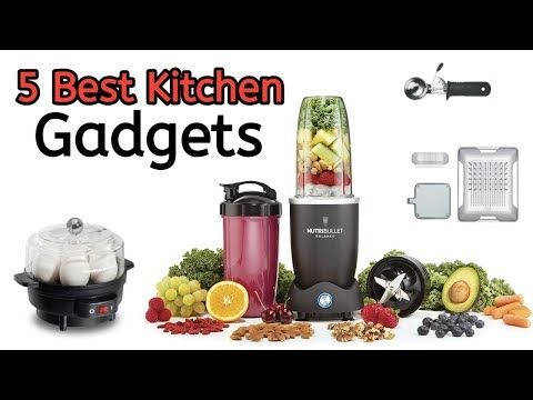 Top 5 Best Kitchen Gadgets 2019 On Amazon Kitchen Tools And
