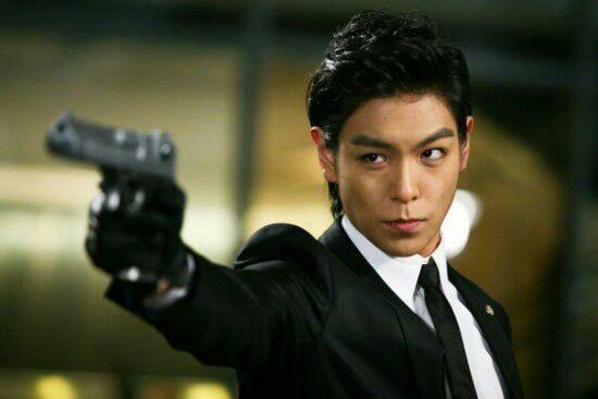 Pin On Kpop Idols With Guns