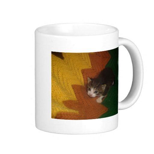 Darling Kitten Coffee Mugs