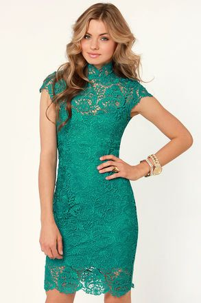 #Lulus                    #love                     #Blaque #Label #Story #Love #Teal #Lace #Dress      Blaque Label Story of Love Teal Lace Dress                                    http://www.seapai.com/product.aspx?PID=1814098