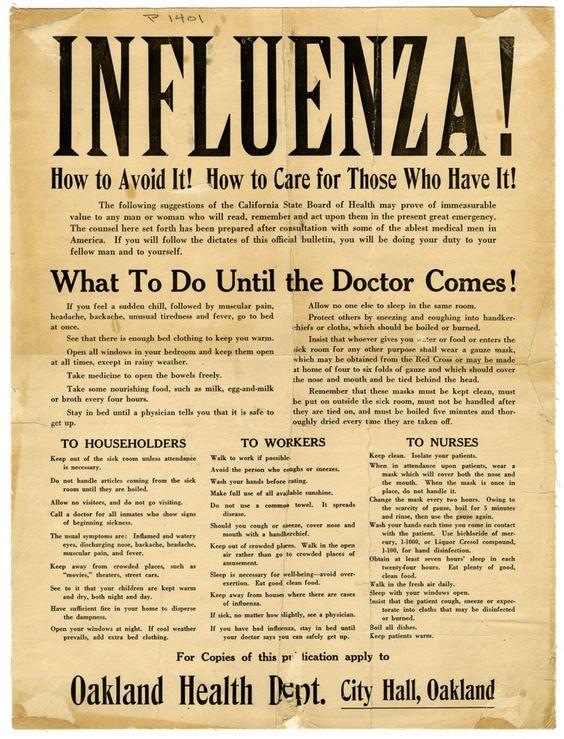 Tegen de griep