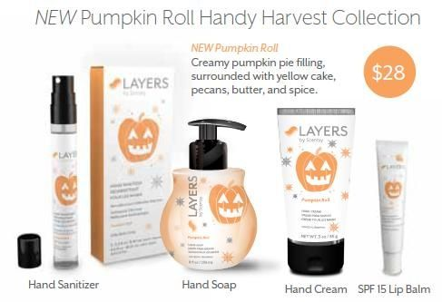 Scentsy Halloween bath & body products.  TamaraCollins.scentsy.us